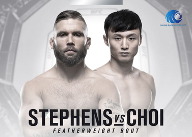 UFC Fight Night 124: jeremy stephens vs Doo ho choi